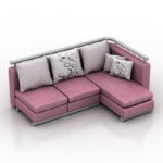 pink sofa multiplayer model