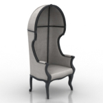 European creative chair model