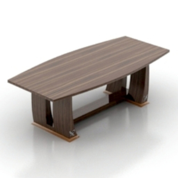 high-quality wooden table mode