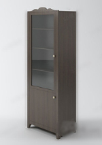 Separate lounge cabinet 3d model