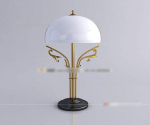 2014 new table lamp 3d model