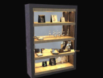 3d model home cabinets
