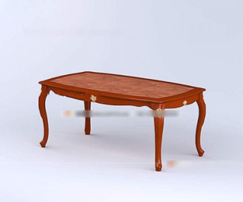 Chinese small coffee table 3d model