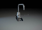3d model bathroom faucet