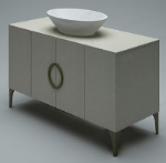 3d model of high-end bathroom washbasins