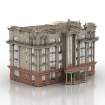 مكتبة موديلات -3d- للأثاث والمعمار