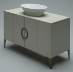 High-end atmosphere of the bathroom vanity 3d model