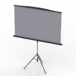 Projection Screen Model