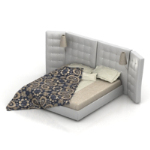 Modern furniture - bed