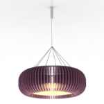 European retro chandelier model