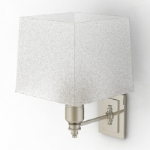 Classic bedside table lamp model