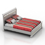 Red bed model