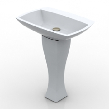 washbasin 3d models