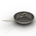 Induction Wok 3d models