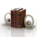 beautiful bookend model
