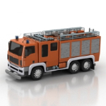 Foreign fire 3d models