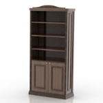 antique bookcase model