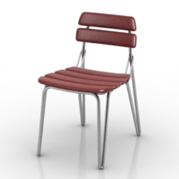 red chair model
