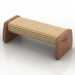 simple bench model