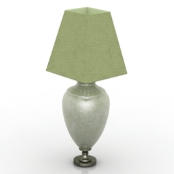 pastel bedside lamp model