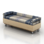 brown sofa multiplayer model