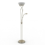 Fashion model standing lamps