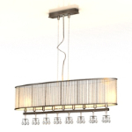 European luxury style chandelier model