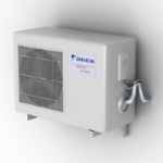 outdoor air-conditioning equipment model