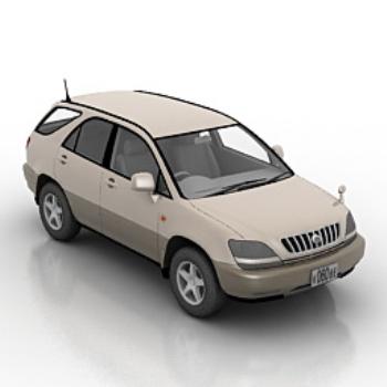 silver jeep model transport model