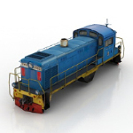 big blue truck models