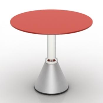 red dwarf coffee table model