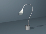 Small table lamp 3D model