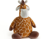 Giraffe doll 3D model