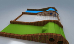 Recreational projects in 3D
