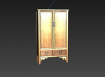 Classical wardrobe 3d models