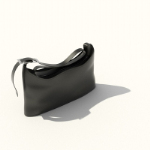 Ladies shoulder purses 3d models