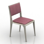pink chair model