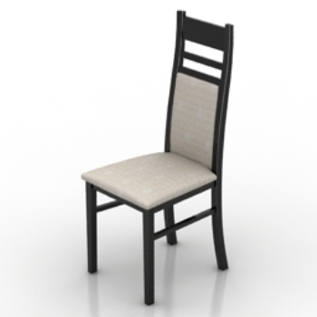 ancient Chinese style chair model