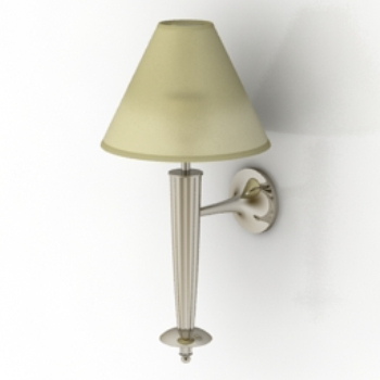 hotel bedside wall lamp model 3D Model Download,Free 3D Models Download