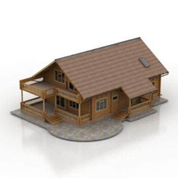 Common huts model