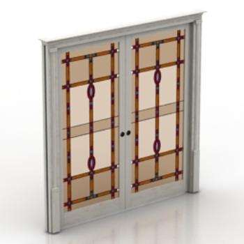 lattice door model