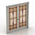 lattice door model