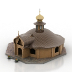 brown castle classical model