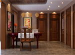 classical Chinese style restaurant 3D models