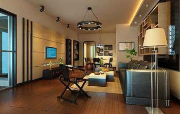 extraordinary european style living room design 3d house free pictures | European style living room decorative effect diagram 3D ...