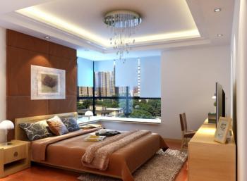 Beautiful Bedroom 3d Design Effect Diagram 3d Model