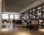 3D model of Fashion Library