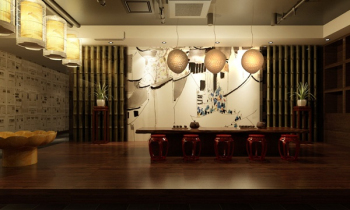 Collectibles Japanese restaurant 3D models