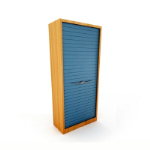 Vertical Wardrobe 3D Model