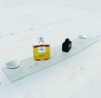 3d model for Chanel perfume